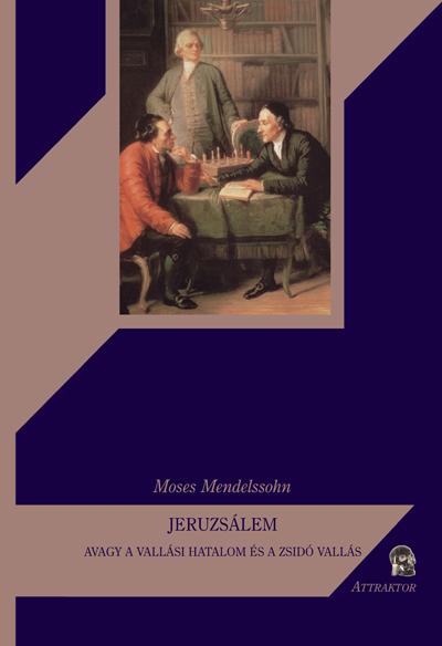 Mendelssohn, Moses: Jeruzsálem