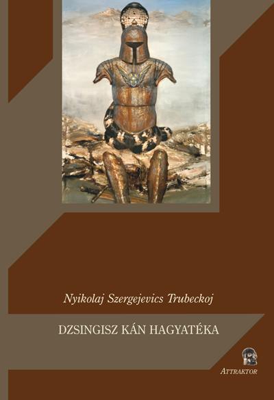 Trubeckoj, Nyikolaj Szergejevics: Dzsingisz kán hagyatéka